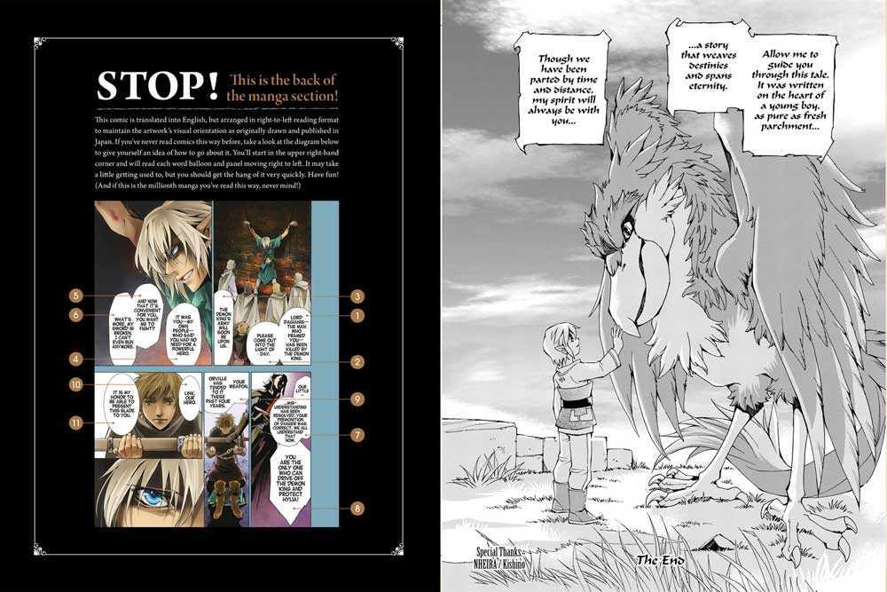Zelda Hyrule Historia art