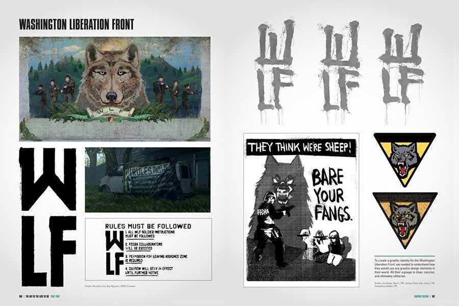 Last of Us artbook